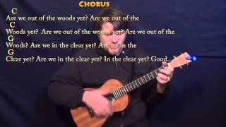Out of The Woods (Taylor Swift) Bariuke Cover Lesson with Chords/Lyrics