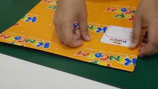 How to Gift wrap like a professional gift wrapper at Toy Kingdom by JE