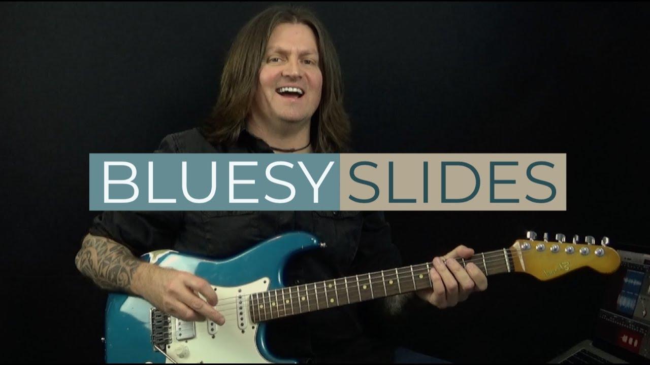 Subtle Blues Slides