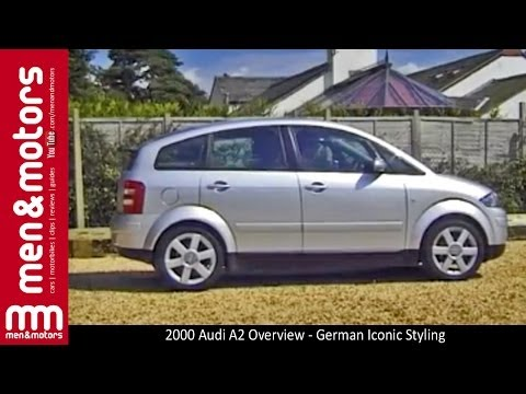 2000 Audi A2 Overview - German Iconic Styling