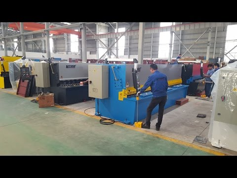 Metal Cutting Machine|Electric Shears|Shear Cuts|Steel Cutter|Cutting Sheet Metal from KRRASS