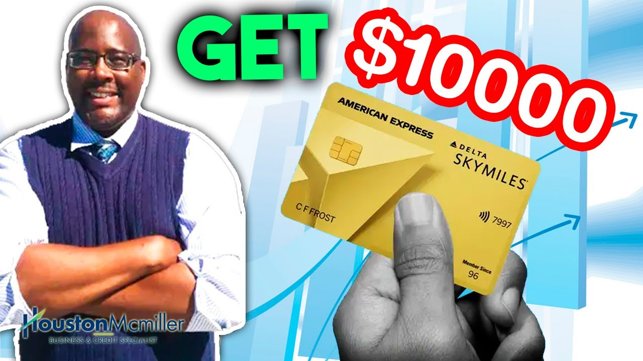 Delta Credit Cards | How to Get $10k Amex Delta Credit Card 2021? HD (720p)