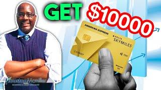Delta Credit Cards | How to Get $10k Amex Delta Credit Card 2021? Medium (360p)