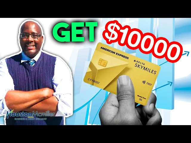 Delta Credit Cards | How to Get $10k Amex Delta Credit Card 2021? Standard quality (480p)