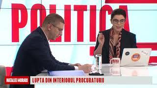 POLITICA NATALIEI MORARI / 14.01.21 / Ce Se întâmplă în Justiție? /