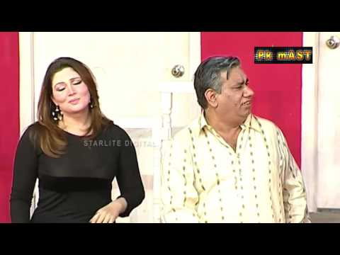 Best Of Khushboo, Zafri Khan and Sardar Kamal New Pakistani Punjabi Stage Drama Clip | Pk Mast