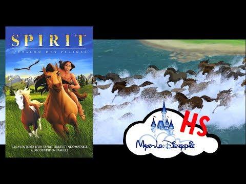 Disneyphile HS - 11 - Spirit, l'étalon des plaines