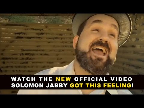 Solomon Jabby - Got This Feeling (Official Music Video)