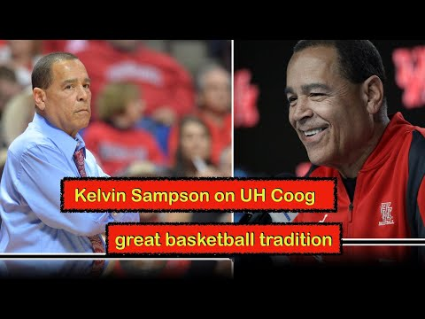 Houston Cougar Coach Kelvin Sampson Interview