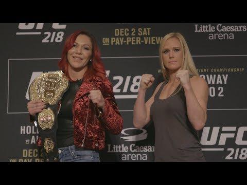 UFC 219: Watch List  Cyborg vs Holm