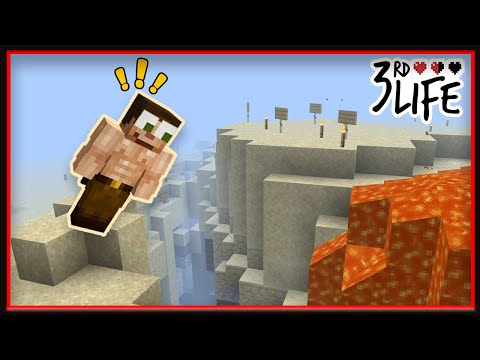 3RD Life SMP - Episode 3:  The Great DEMISE!
