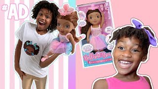 Fun Doll Hack To Try! Ballerina Doll