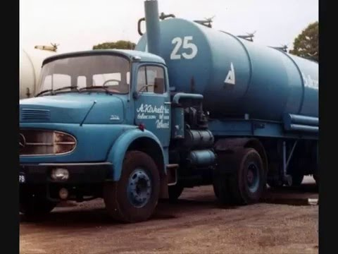 Nostalgie-Historie A.Kirkels Bulktransporten Weert