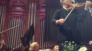 VR/ Vadim Repin / Вадим Репин,Moscow Conservatory, Svetlanov Festival 11.11.2018