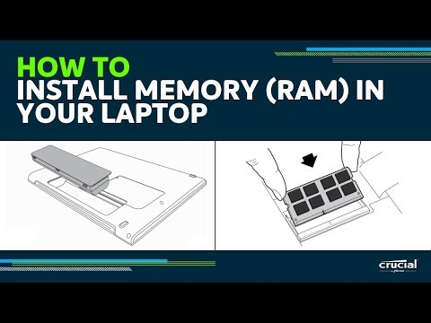how-to-install-ram-in-a-laptop