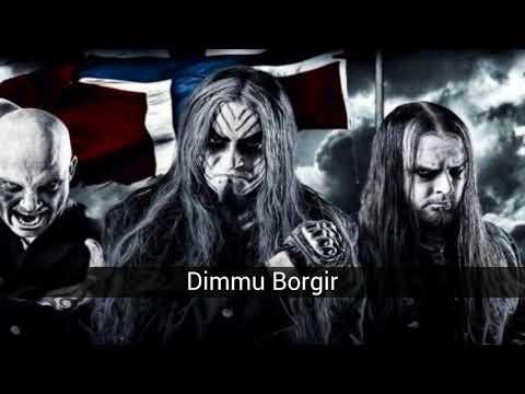 Le Migliori Band Black Metal