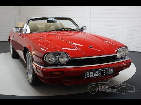 Jaguar XJS Cabriolet Celebration 1996 -VIDEO- www.ERclassics.com