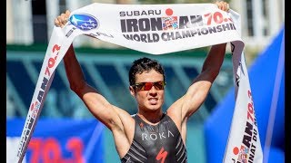 Así fue el primer Mundial Ironman 70.3 de Gómez Noya
