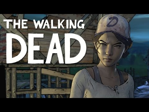 WHEN THEY WANT TO TAKE YOU HOSTAGE, BUT YOU'RE A SAVAGE   The Walking Dead S3 [EP2][P1]