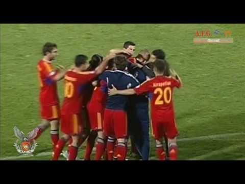 ЧМ 2014 Армения-Болгария 2-1 | обзор матча