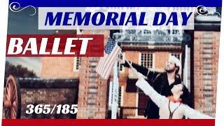 Memorial day - ballet dance 185