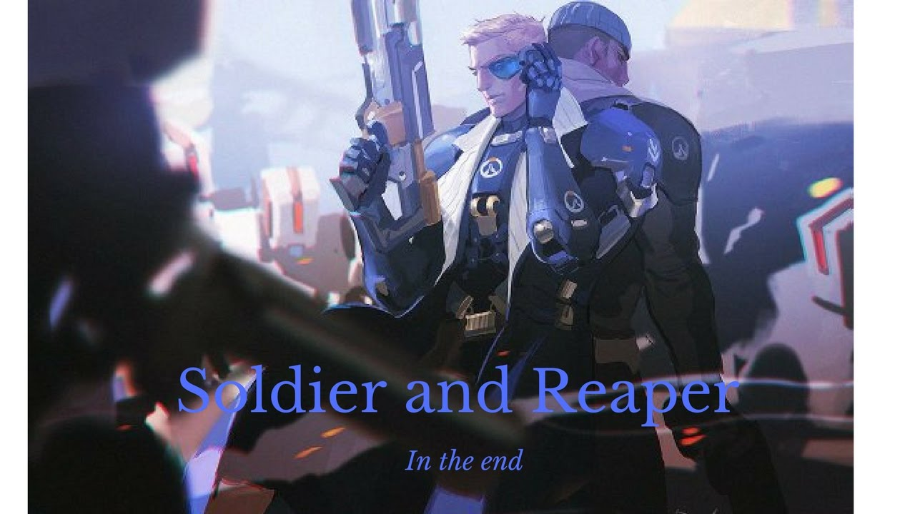 Soldier and Reaper - In The End