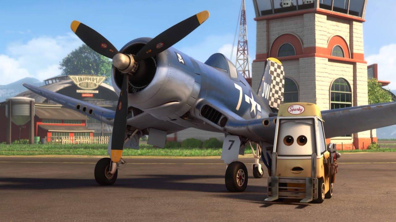 Desene animate cu Masini – Air Mater