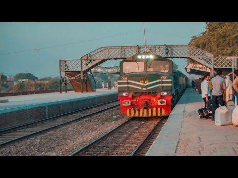 14 Dn Awam Express - | Pakistan Railways |