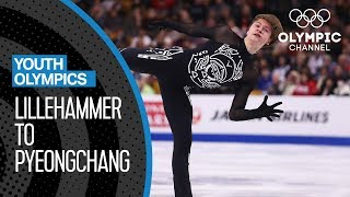 Youth Olympic Figure Skater is ready for PyeongChang 2018! | Youth Olympic Games
