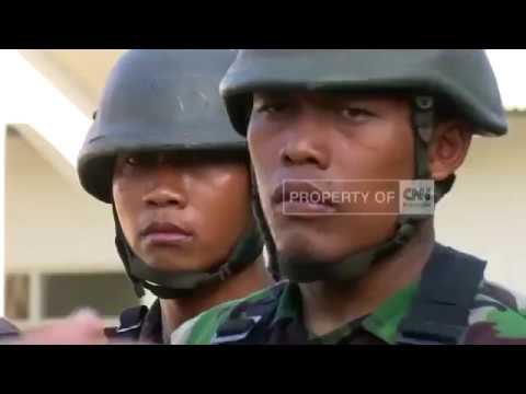 Indonesian Navy Seal Special Forces (KOPASKA)