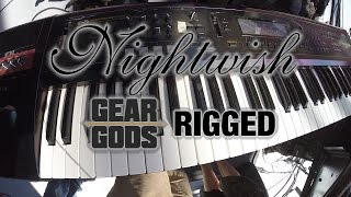 GEAR GODS RIGGED - Nightwish