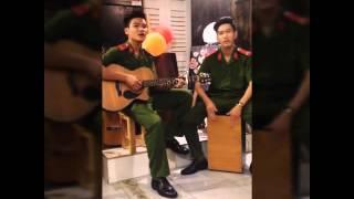 Buông đôi tay nhau ra guitar - cajon by song Nam