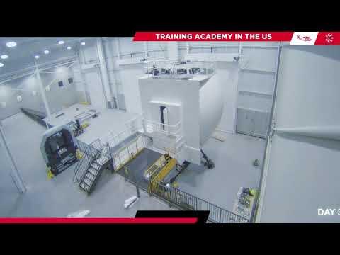 New AW169 Full Flight Simulator
