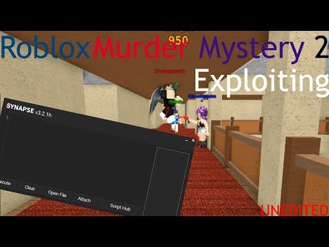 Roblox EXPLOITING | USING SYNAPSE! | Little To No Editing | Casual Gameplay