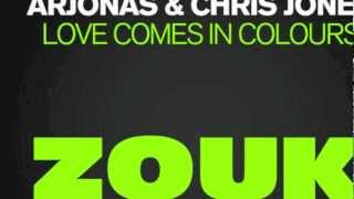 Feel So Close When Love Comes in Colours (Dj Piye Bootleg) - Calvin Harris vs Chris Jones & Arjonas
