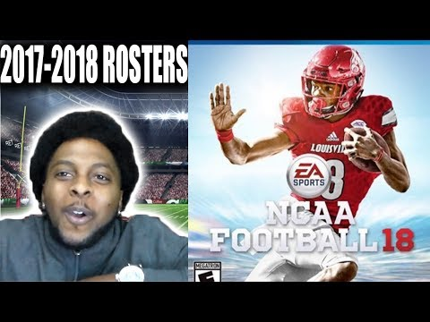 TRY OUT THESE 2017-2018 ROSTERS FOR NCAA FOOTBALL 14