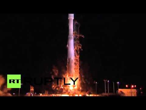 USA: ULA rocket launches CubeSat reconnaissance satellite