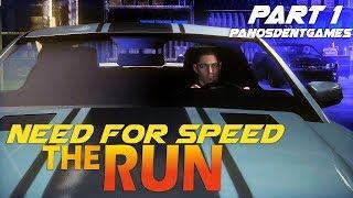 Η ΚΟΝΤΡΑ ΤΩΝ 25 ΕΚΑΤΟΜΜΥΡΙΩΝ ΞΕΚΙΝΑ   Need For Speed The Run #1