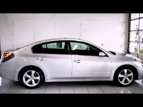 f822a517ed 2008 Nissan Altima 3.5 SE SUNROOF in White Marsh