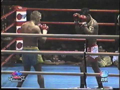 Jomhod Kiatadisak VS Ramon Dekkers *Championship*