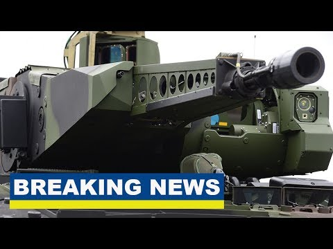 Get New Mlsslles: The Army's Bradley Fighting Vehicle Is Getting A Big Upgrade