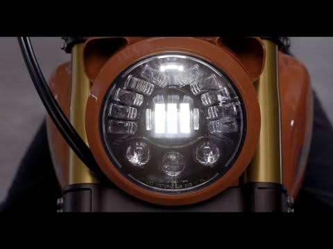 ARCH Motorcycle | Innovation On The Open Road