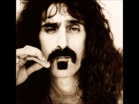 Frank Zappa - Camarillo Brillo (Lyrics)