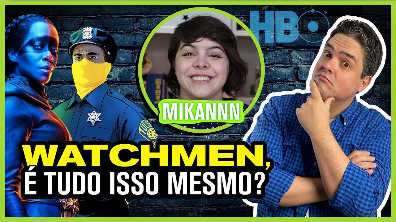 ENTENDA POR QUE WATCHMEN É A MELHOR MINISSÉRIE DO EMMY ft Mikannn 💙