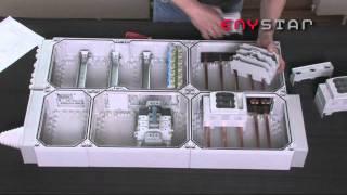 Hensel - ENYSTAR - Il sistema universale di armadi ad installazione rapida (italiano)