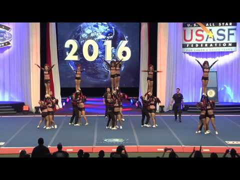 UPAC All Stars (Chile) - Rock Panthers [2016 International Open Small Coed Level 5 Finals]