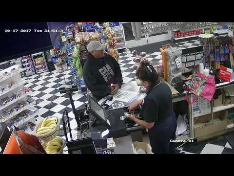 10/17/17 - Santiago Food Mart 76 Gas Station ( 617 E. 17th Street)  Robbery