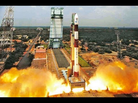 Made In India - ISRO Space Research -2013