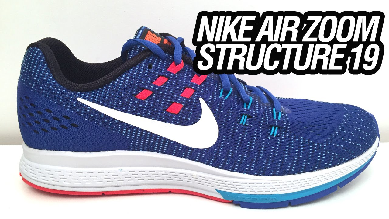 Tênis Nike Air Zoom Structure 19