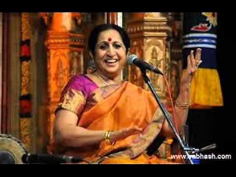 Bhagyathalakshmi Baramma RTP - Aruna Sairam- Ragamalika